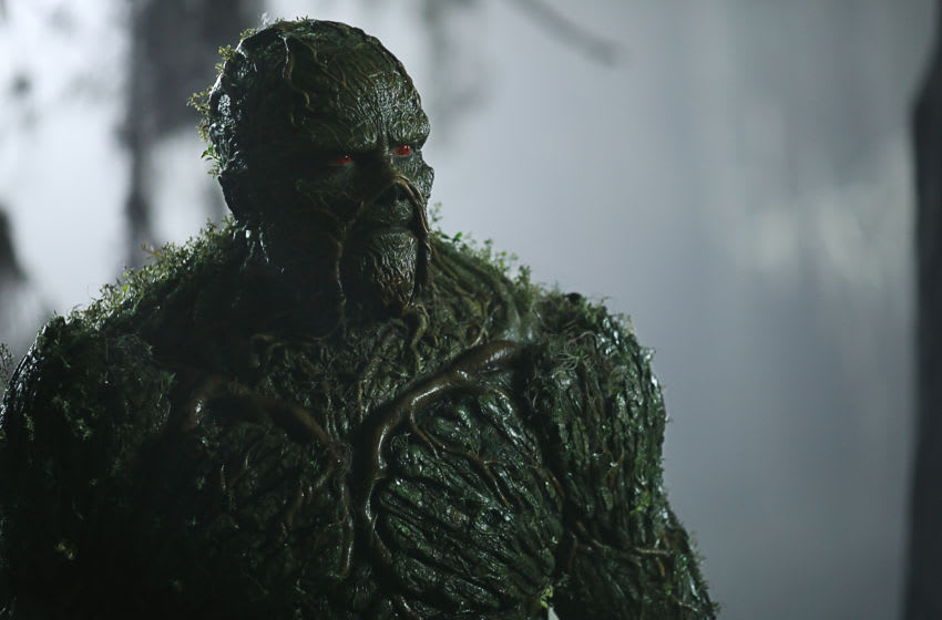 Swamp Thing -- Ep. 110 --