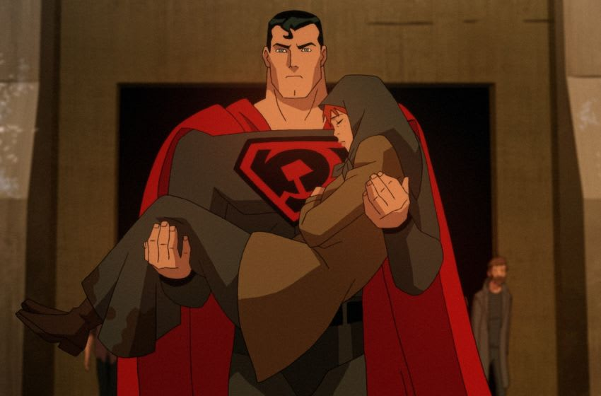 Photo: Superman: Red Son... Image Courtesy Warner Bros. Home Entertainment