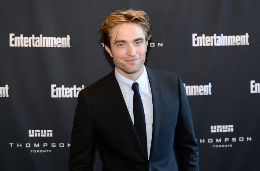 TORONTO, ONTARIO - SEPTEMBER 07: Robert Pattinson attends Entertainment Weekly's Must List Party at the Toronto International Film Festival 2019 at the Thompson Hotel on September 07, 2019 in Toronto, Canada. (Photo by Andrew Toth/Getty Images for Entertainment Weekly)