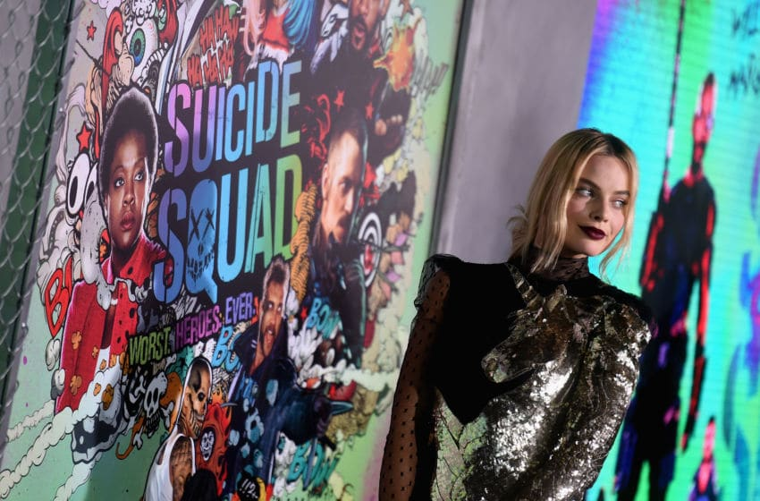 NEW YORK, NY - AUGUST 01: Margot Robbie attends the