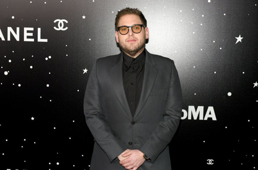 NEW YORK, NY - NOVEMBER 19: Jonah Hill attends The Museum Of Modern Art Film Benefit Presented By CHANEL: A Tribute To Martin Scorsese on November 19, 2018 in New York City. (Photo by Andrew Toth/Getty Images for Museum of Modern Art)