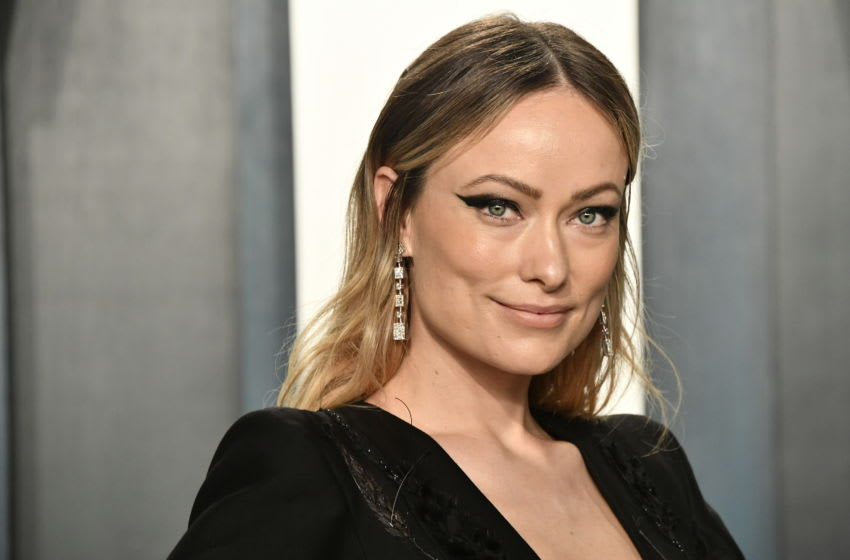 BEVERLY HILLS, CALIFORNIA - FEBRUARY 09: Olivia Wilde attends the 2020 Vanity Fair Oscar Party hosted by Radhika Jones at Wallis Annenberg Center for the Performing Arts on February 09, 2020 in Beverly Hills, California. (Photo by Frazer Harrison/Getty Images)