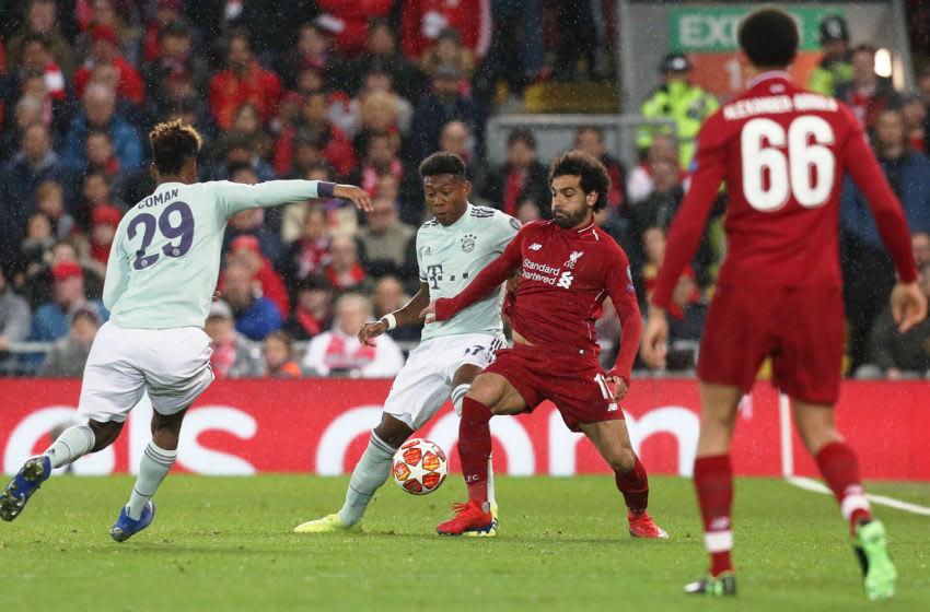 Liverpool Bayern Dazn