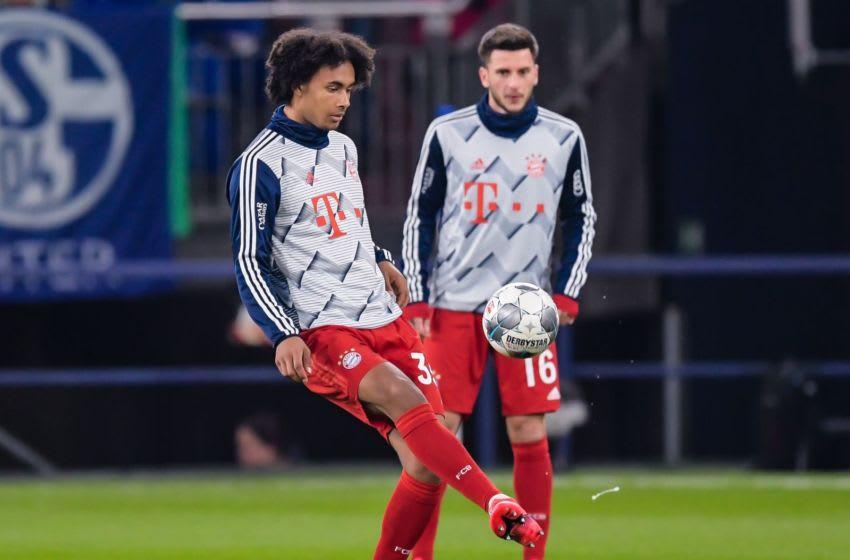 Joshua Zirkzee could leave Bayern Munich on loan in January transfer window. (Photo by ANP Sport via Getty Images)