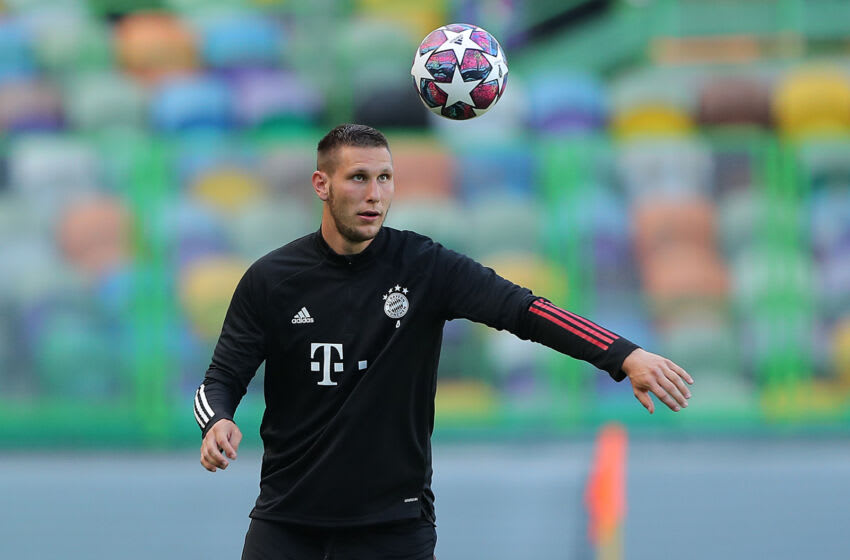 Bayern Munich defender Niklas Sule has been subject to interest from Newcastle United. (Photo by MIGUEL A. LOPES/POOL/AFP via Getty Images)
