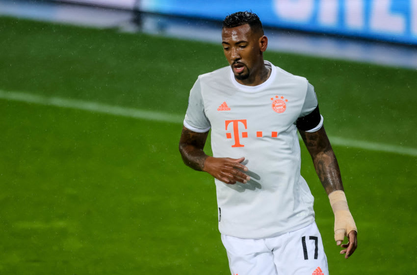 Jerome Boateng could be playing his last season for Bayern Munich. (Photo by Roland Krivec/DeFodi Images via Getty Images)