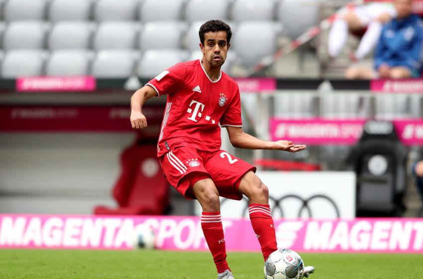 Sarpreet Singh, Bayern Munich. (Photo by Alexander Hassenstein/Getty Images)