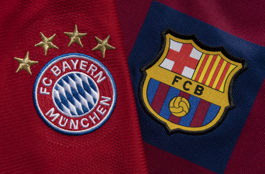 Bayern Munich has reportedly approached Barcelona to sign a right-back. (Photo by Visionhaus)