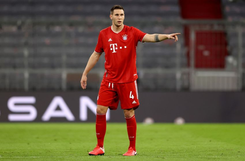 Will Niklas Sule stay at Bayern Munich for a long time? (Photo by Alexander Hassenstein/Getty Images)