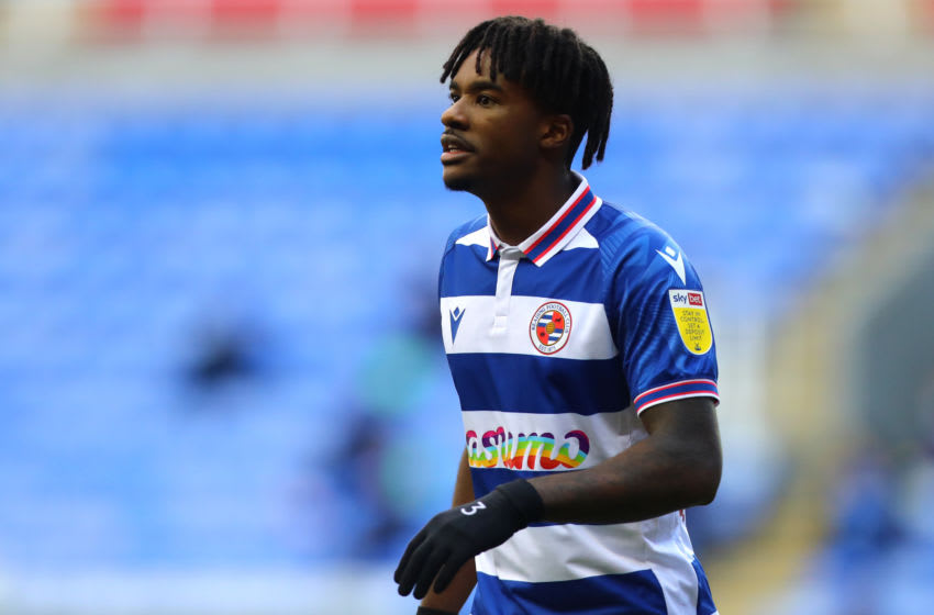 Reading full-back Omar Richards has emerged as transfer target for Bayern Munich. (Photo by Chloe Knott - Danehouse/Getty Images)