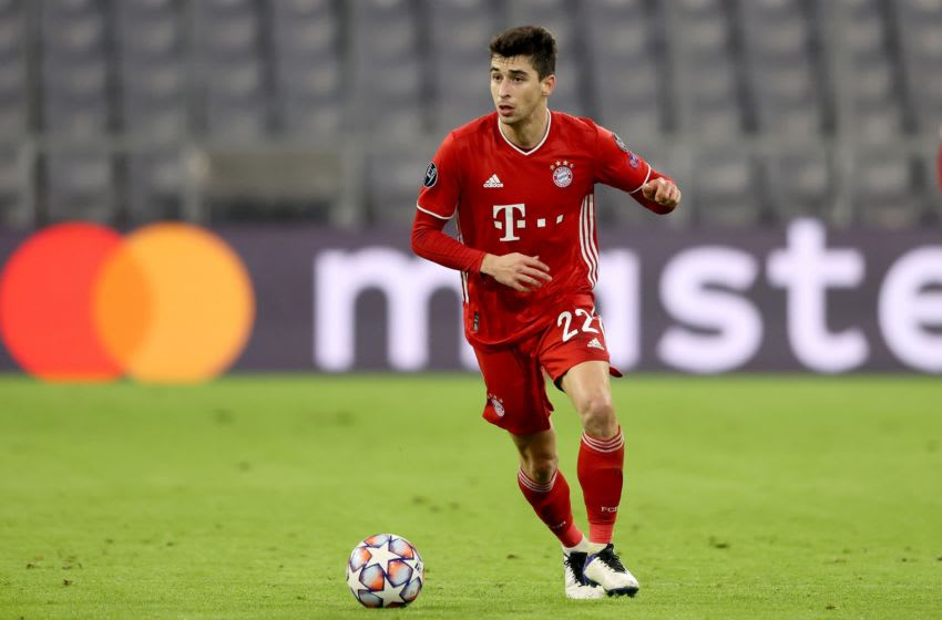 Bayern Munich should remain patient with Marc Roca (Photo by Alexander Hassenstein/Getty Images)
