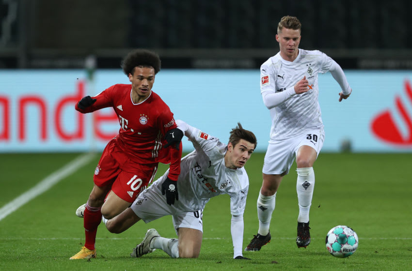 Bayern Munich found it difficult to break down Borussia Monchengladbach to make a comeback.(Photo by Lars Baron/Getty Images)