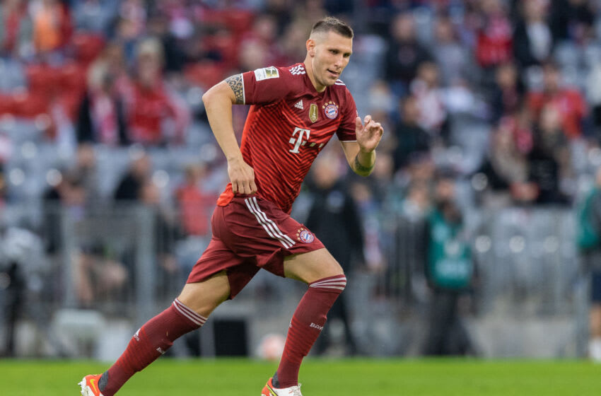 Niklas Sule has enjoyed fine start to new season with Bayern Munich.(Photo by Boris Streubel/Getty Images)