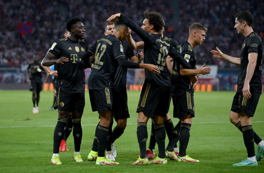 Bayern Munich begin Champions League campaign against Barcelona on Tuesday. (Photo by Matthias Hangst/Getty Images)