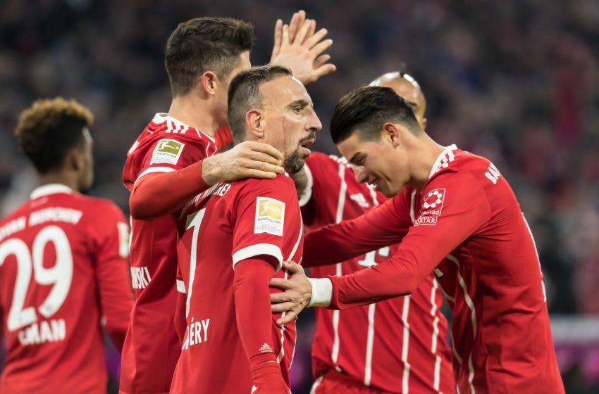 Bayern Munich Struggle In Tense 4 2 Victory Player Grades
