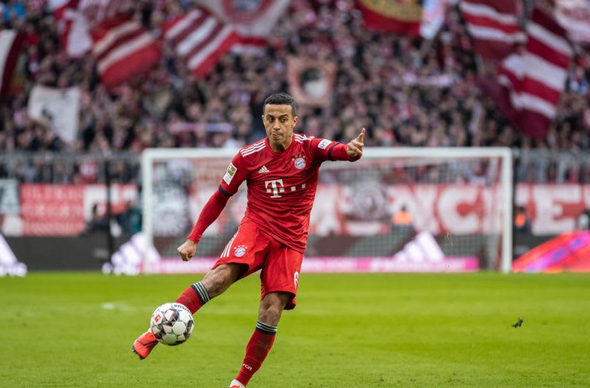Thiago Alcantara, Bayern Munich. (Photo by Boris Streubel/Getty Images)