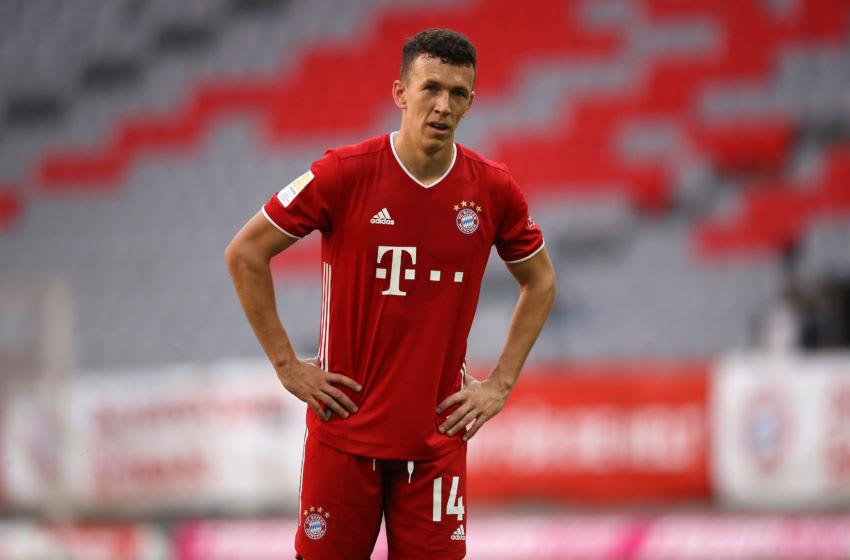 Ivan Perisic, Bayern Munich. (Photo by Alexander Hassenstein/Getty Images)