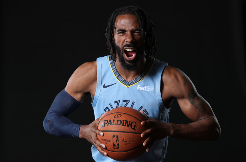 Memphis Grizzlies Mike Conley (Photo by Joe Murphy/NBAE via Getty Images)