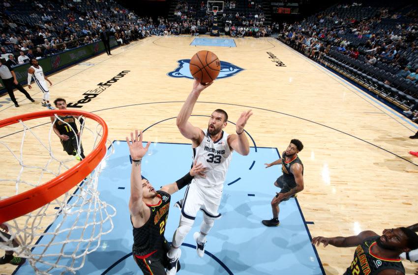 Marc Gasol Memphis Grizzlies (Photo by Joe Murphy/NBAE via Getty Images)
