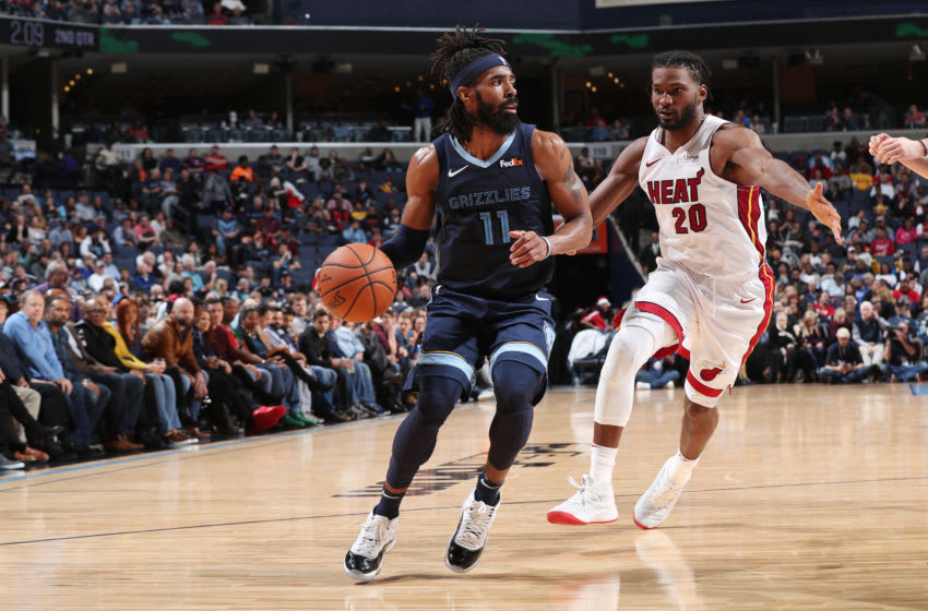 Mike Conley Memphis Grizzlies (Photo by Joe Murphy/NBAE via Getty Images)
