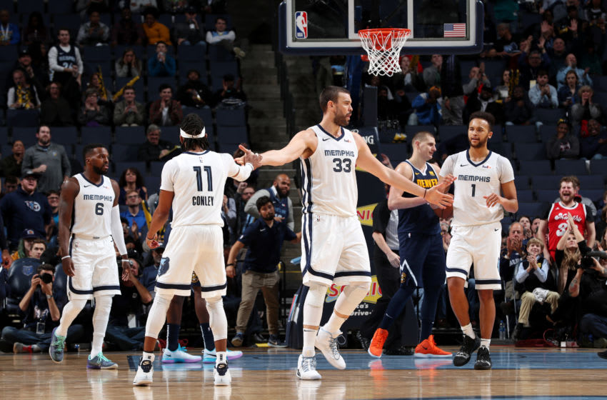 Memphis Grizzlies Traded Marc Gasol on Thursday (Photo by Joe Murphy/NBAE via Getty Images)