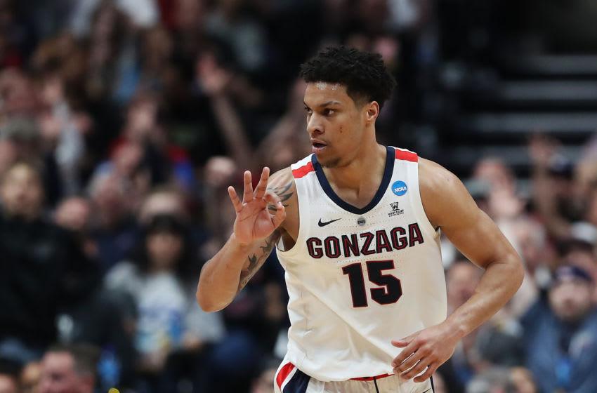 Memphis Grizzlies NBA Draft prospect Brandon Clarke (Photo by Sean M. Haffey/Getty Images)