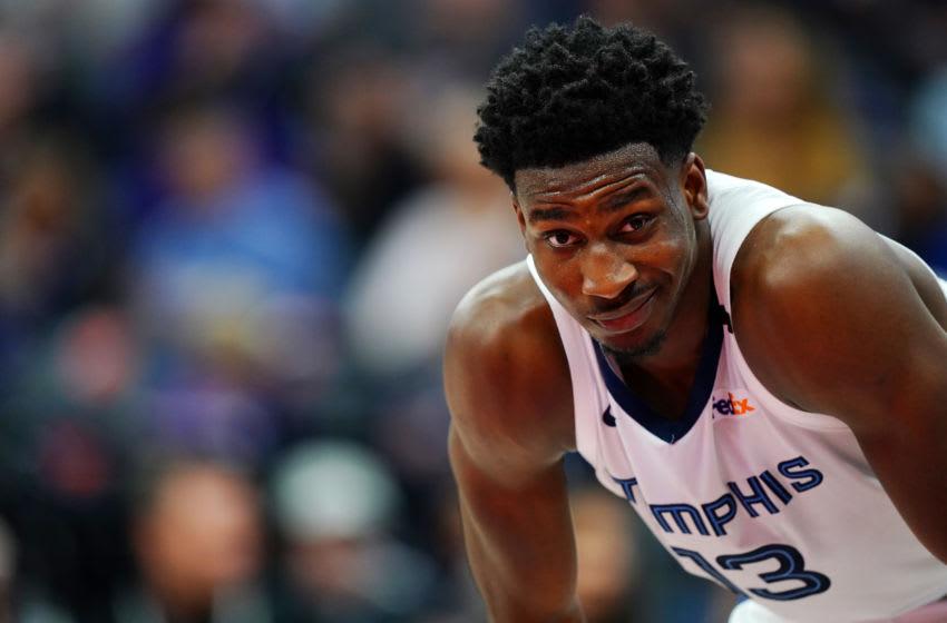 Jaren Jackson Jr., Memphis Grizzlies (Photo by Daniel Shirey/Getty Images)
