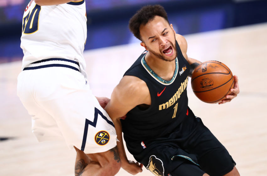 Kyle Anderson, Memphis Grizzlies (Photo by C. Morgan Engel/Getty Images)