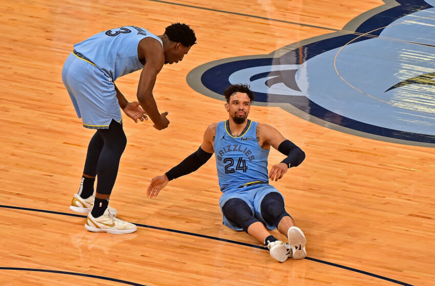Dillon Brooks, Memphis Grizzlies (Photo by Justin Ford/Getty Images)