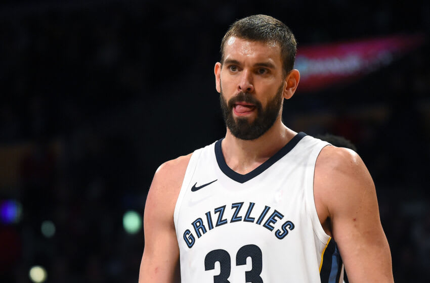 Marc Gasol, Memphis Grizzlies (Photo by Jayne Kamin-Oncea/Getty Images)
