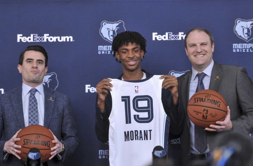 Zach Kleiman, Memphis Grizzlies Mandatory Credit: Justin Ford-USA TODAY Sports