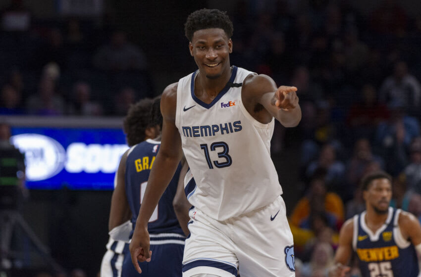 Jaren Jackson Jr., Memphis Grizzlies Mandatory Credit: Justin Ford-USA TODAY Sports