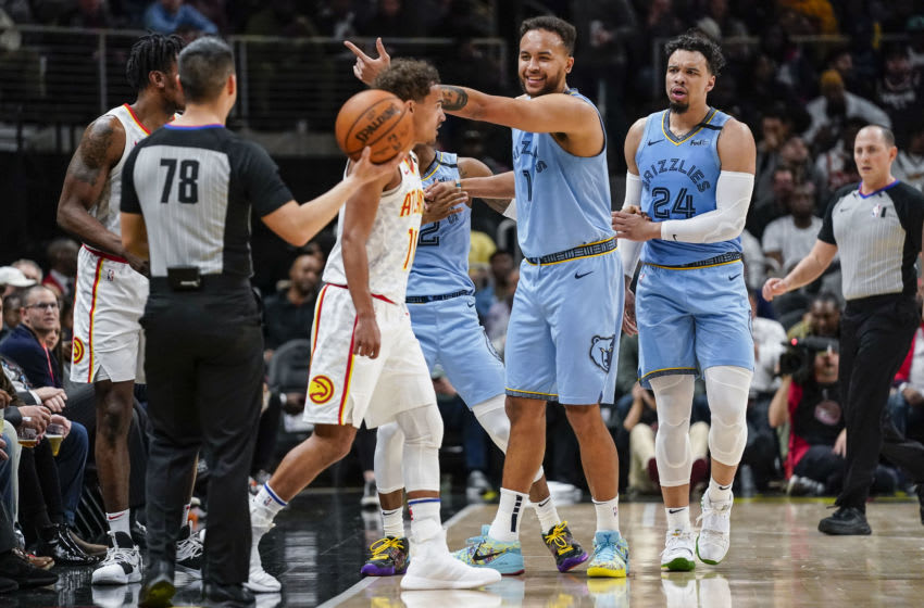 Kyle Anderson, Memphis Grizzlies Mandatory Credit: Dale Zanine-USA TODAY Sports