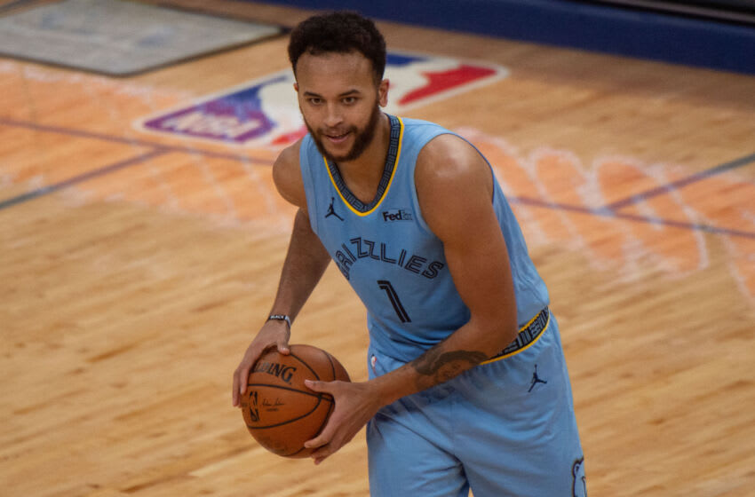 Kyle Anderson, Memphis Grizzlies Mandatory Credit: Justin Ford-USA TODAY Sports