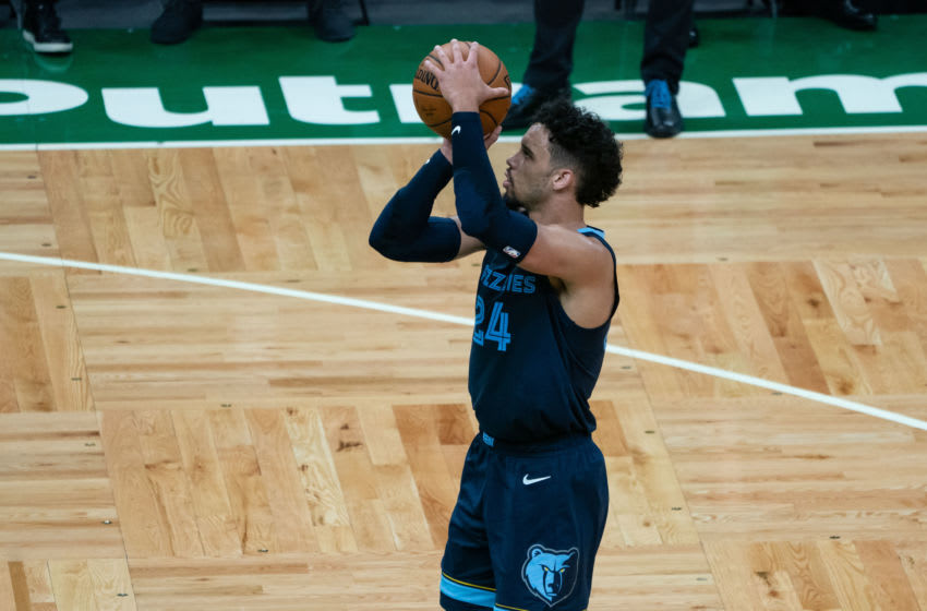 Dillon Brooks, Memphis Grizzlies Mandatory Credit: Gregory Fisher-USA TODAY Sports