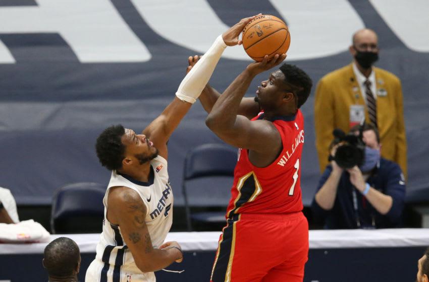 Xavier Tillman, Memphis Grizzlies Mandatory Credit: Chuck Cook-USA TODAY Sports