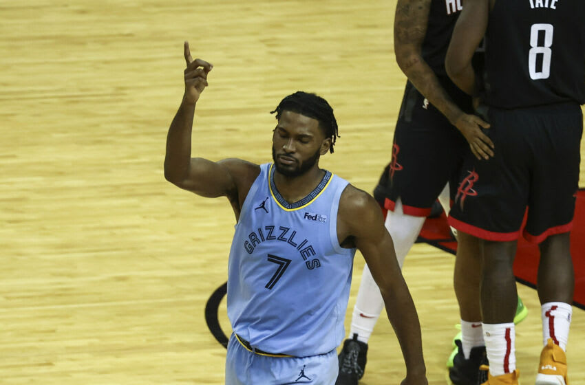 Justise Winslow, Memphis Grizzlies Mandatory Credit: Troy Taormina-USA TODAY Sports