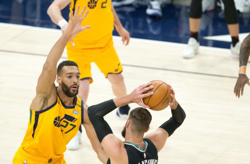 Jonas Valanciunas, Memphis Grizzlies Mandatory Credit: Russell Isabella-USA TODAY Sports