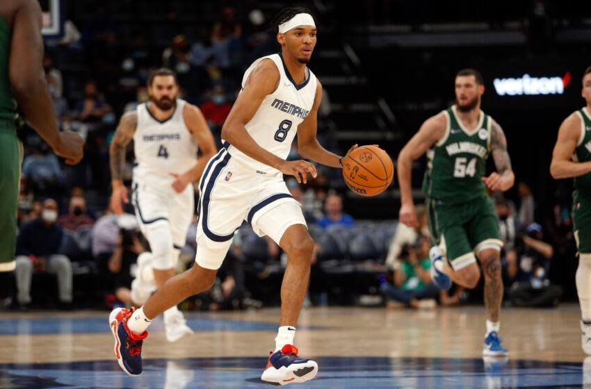 Ziaire Williams, Memphis Grizzlies Mandatory Credit: Petre Thomas-USA TODAY Sports