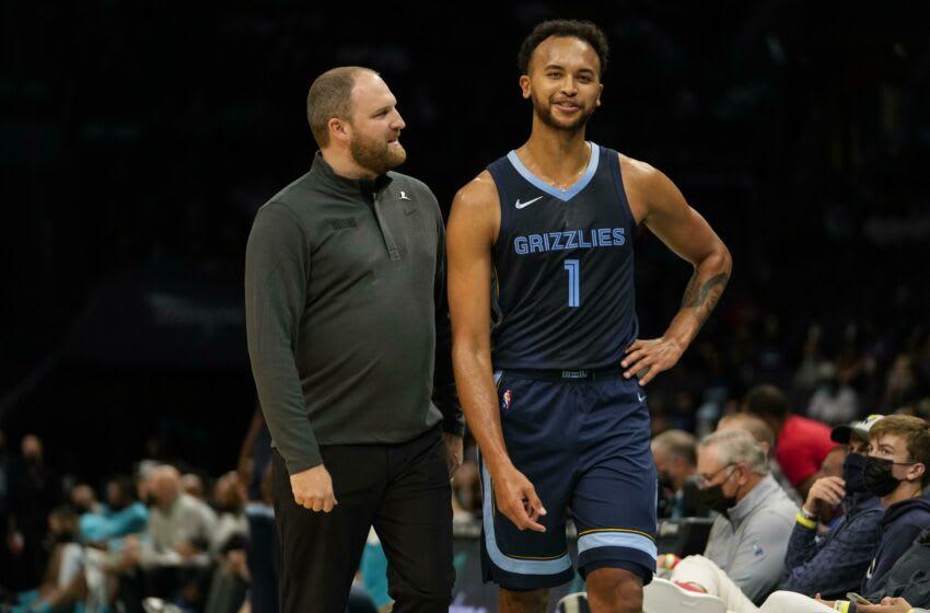 Kyle Anderson, Memphis Grizzlies (Jim Dedmon-USA TODAY Sports)