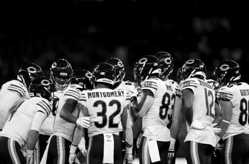 Chicago Bears (Photo by Naomi Baker/Getty Images)