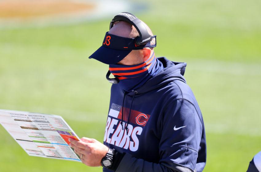 Chicago Bears - Credit: Mike Dinovo-USA TODAY Sports