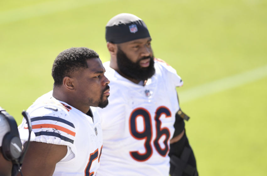 Chicago Bears - Donnan-USA TODAY Sports