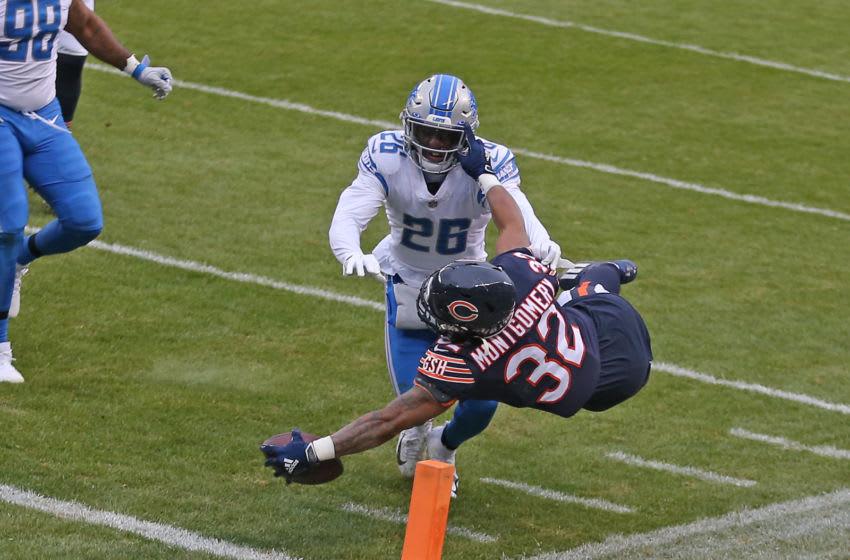 Chicago Bears - Credit: Dennis Wierzbicki-USA TODAY Sports)