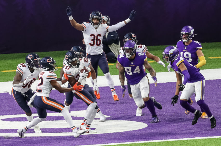 Chicago Bears - Credit: Brace Hemmelgarn-USA TODAY Sports