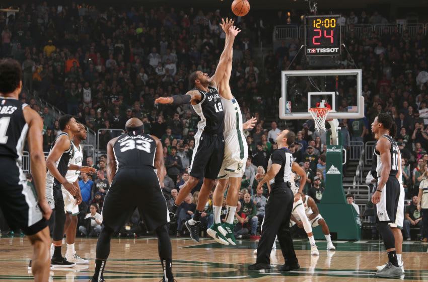 MILWAUKEE, WI - NOVEMBER 24: (Photo by Gary Dineen/NBAE via Getty Images).