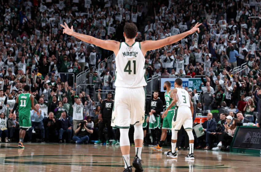 MILWAUKEE, WI - APRIL 30: (Photo by Nathaniel S. Butler/NBAE via Getty Images).