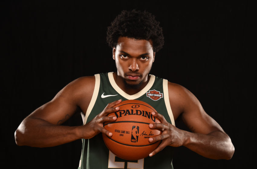 TARRYTOWN, NY - AUGUST 11: Sterling Brown