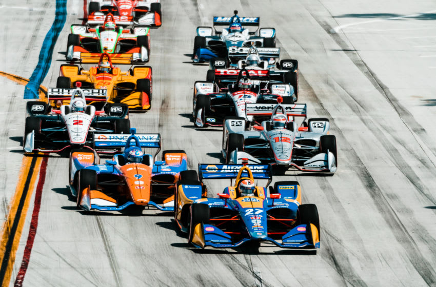 Alexander Rossi, Andretti Autosport, IndyCar (Photo by Greg Doherty/Getty Images)