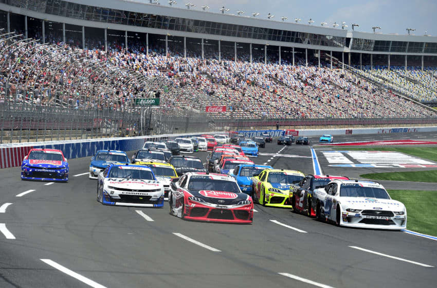 Charlotte Motor Speedway, NASCAR (Photo by Jared C. Tilton/Getty Images)